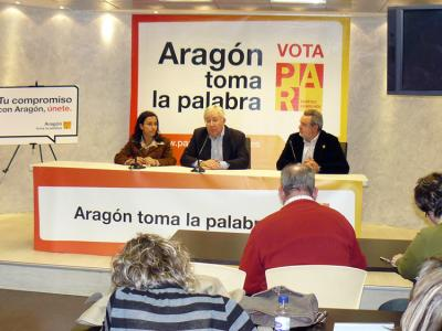 El PAR, tercera fuerza política de la Comunidad