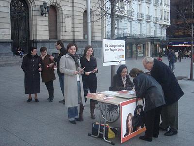 Más de 50.000 firmas por  Aragón